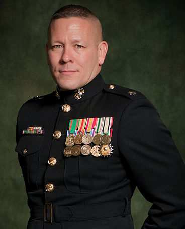 LtCol Mark Roy