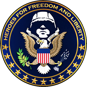 Puder being Honored as Humanitarian of the Year at Heroes for Freedom & Liberty Event